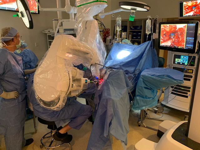 The Da Vinci Single Port Robot Faster Recovery Than Before Santis Private London Prostate Cancer Clinic Experts In Robotic Prostatectomy