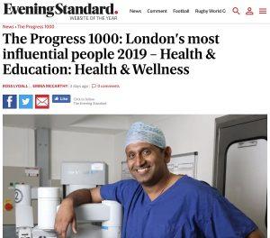 Prasanna Sooriakumaran - London's most influential people 2019