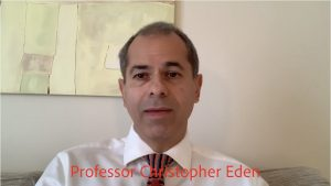 Professor Christopher Eden video - top 10 tips for a successful robotic radical prostatectomy